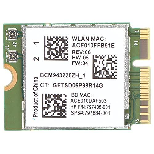 Gedourain Tarjeta de Red, BT Tarjeta Ethernet Plug and Play de transmisión inalámbrica 150Mbps / 300Mbps para WIN10 para WIN8 para WIN8.1 para Win7