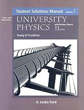 university physics 11th edition solutions