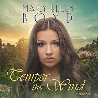 Temper the Wind audiobook cover art