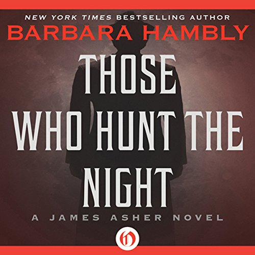 Those Who Hunt the Night audiobook cover art