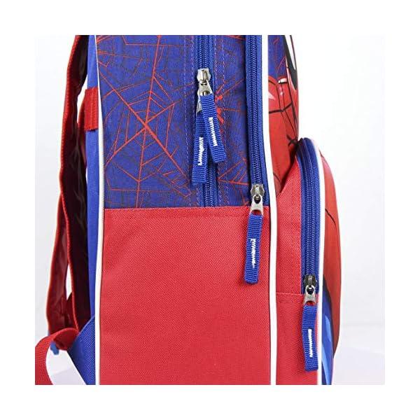 51ZNiEbZlNL. SS600  - Mochila Escolar 3D Spiderman
