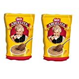 2 Nestle Abuelita Granulated Hot Chocolate Drink Mix, 11.2 Ounce each 16 servings per stand up bag (re-sealable bag locks in freshness to last longer) Same rich flavor, aroma and foaminess as the original nestle Abuelita chocolate tablet but in a sim...