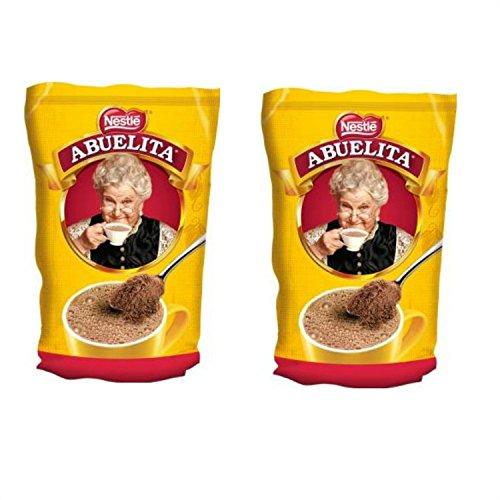 Chocolate Abuelita en polvo Nestlé, Paquete de 2 sobres de 320 gramos cada uno