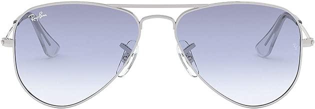 Ray-Ban Junior RJ9506S Aviator anteojos de sol para niños