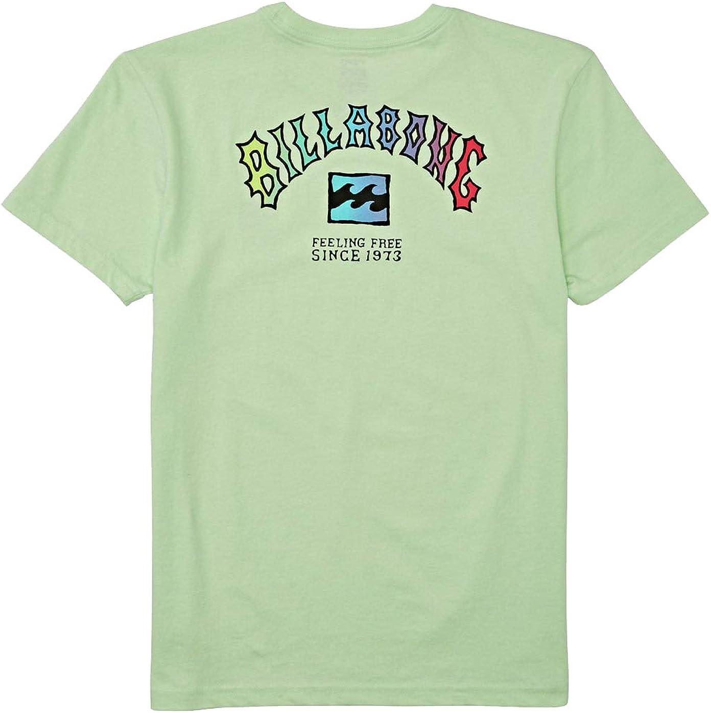 Billabong Boys Premium Short Sleeve Graphic Tee T-Shirt
