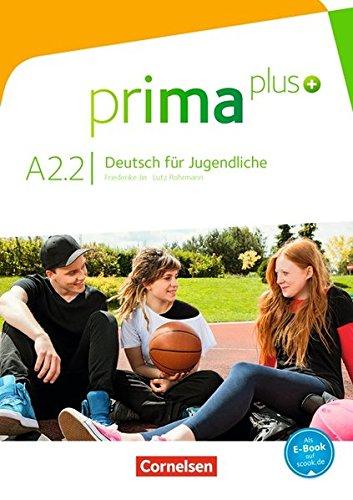 Prima plus - Allgemeine Ausgabe: A2: Band 2 - Schülerbuch