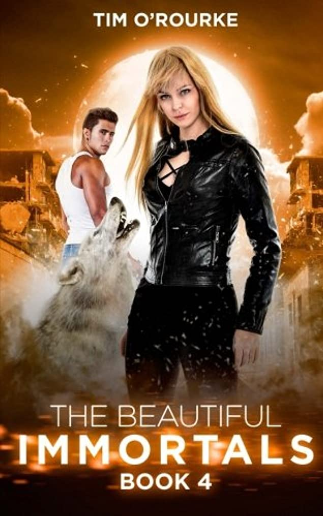マウスピース関係ない公式The Beautiful Immortals (Book Four) (The Mila Watson Series)