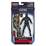 Marvel Legends Spider-Man - Edition Collector - Figurine 15 cm Spider-Man