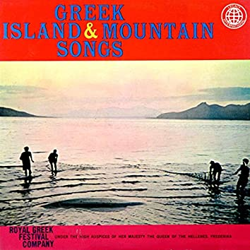 Greek Island and Mountain Songs