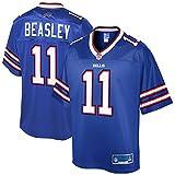 NFL PRO LINE Men's Cole Beasley Royal Buffalo Bills Team Replica Player Jersey