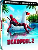 Deadpool 2 - Steelbook lenticular (4K UHD + Blu-Ray) [Blu-ray]