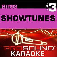 Sing Show Tunes Vol. 2 [KARAOKE]