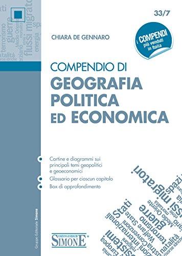 Compendio di Geografia Politica ed Economica: • Cartine e diagrammi sui principali temi geopolitici e geoeconomici • Glossario per ciascun capitolo • Box di approfondimento