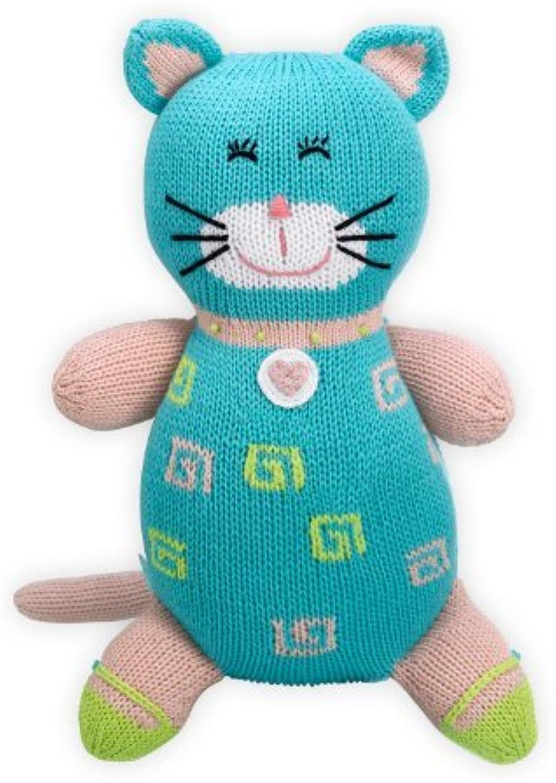 Ven a elegir tu propio estilo deportivo. Joobles Fair Trade Organic Stuffed Animal - Kitty Katz by by by Joobles  bajo precio del 40%