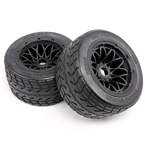 Fransande StraaEn Reifen mit Rad Naben Set für 1/5 Hpi Baja 5B SS Reifen und Rad Naben Set - RüCkseite