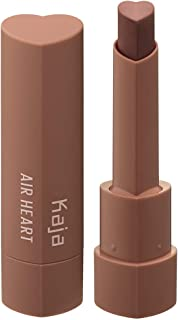 KAJA Air Heart   Lightweight Natural Finish Lipstick   04 Bae - rich mahogany   Cruelty-free, Vegan, Paraben-free, Sulfate-free, Phthalates-free, K-Beauty