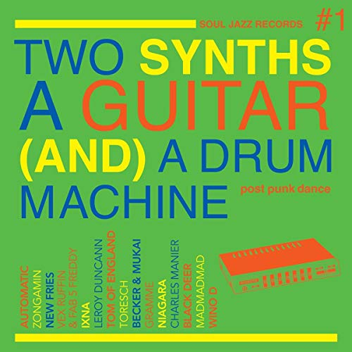 Two Synths,a Guitar (and) a Drum Machine [Vinyl LP]