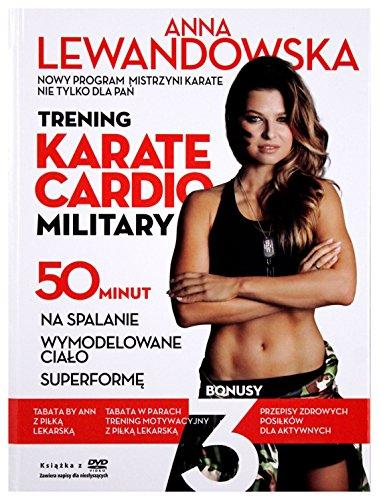 Anna Lewandowska: Trening Karate Cardio Military [PL Import]