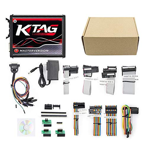 AKDSteel V2.23 KTAG V7.020 K-TAG Master Diagnosegerät Auto Motor Tester Produkte