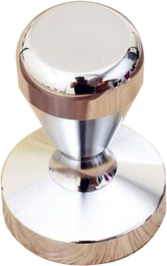 24station Stainless Steel Espresso Hand Base Flat 58mm Tamper Limited time cheap sale Spasm price S