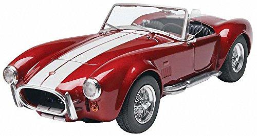 Revell Cobra 427 detailgetreuer Modellbausatz, Autobausatz 1:24, Kunststoff
