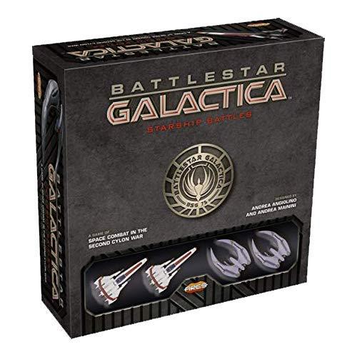 Tesla Games- Battlestar Galactica: Starship Battles