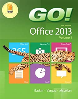 GO! with Google Getting Started; Office 2013 Home Premium Academic 180-Day Trial Spring 2016