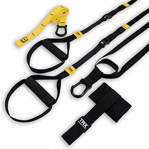 TRX GO Schlingentrainer Home Gym Trainer, Schwarz