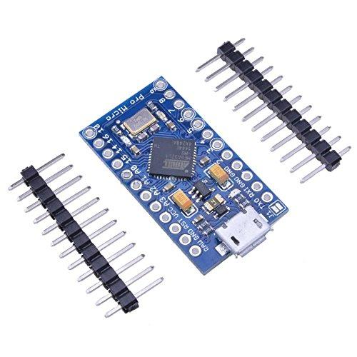 ATmega32u4 Micro Pro 5V 16Mhz Mini Leonardo/Arduino Board
