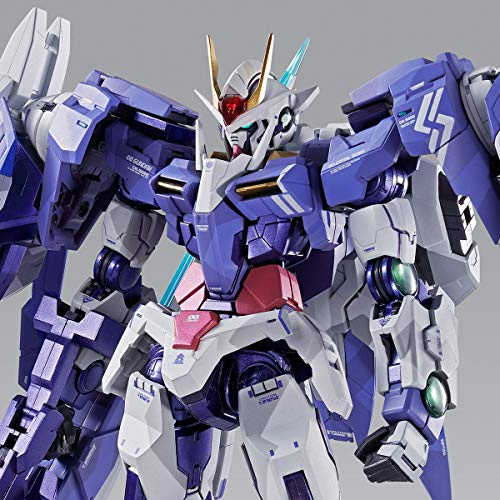 Bandai Metal Build Double 00 Raiser Designers Blue Ver. Mobile Suit Gundam 00 (Doble O)