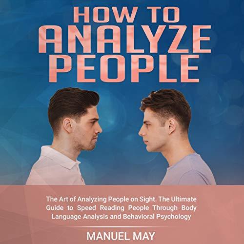 『How to Analyze People』のカバーアート