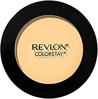 Revlon ColorStay Pressed Powder, Longwearing Oil Free, Fragrance Free, Noncomedogenic, 880 Translucent, 0.30 oz
