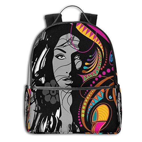Mochilas Tipo Casual, Mochilas de Marcha, College Backpacks for Women Girls,Attractive Travel Scenery Famous City England Big Ben Telephone Booth Westminster,Casual Hiking Travel Daypack