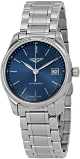 Longines Master Collection Blue Dial Stainless Steel Ladies Watch L22574926