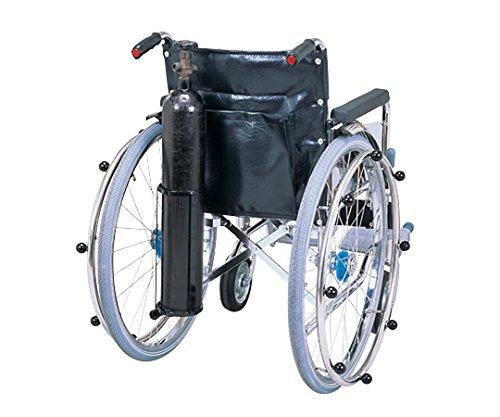 車椅子酸素ボンベ架台 105MM