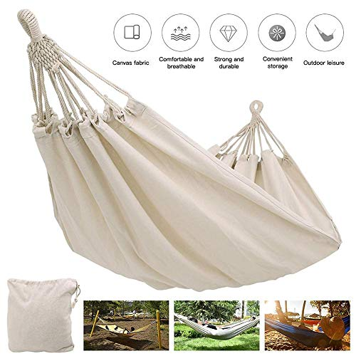 Bed Portable Travel Camping Hammock Hanging Home Bedroom Lazy Swing Outdoor Camping Chair Indoor Hammock Lazy Chair