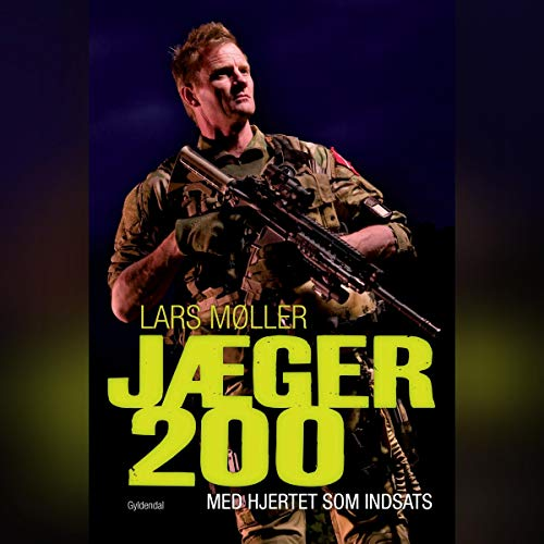 Jæger 200 audiobook cover art
