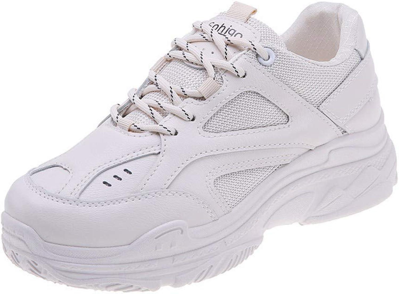 ZHIJINLI Outdoor-Schuhe Sportschuhe Plattform Trainingsschuhe Laufschuhe Fitness Schuhe weichen weichen weichen Boden Rutschfeste atmungsaktiv, 37.5EU  10b7be