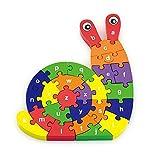 Viga Puzzle 3D - Caracol