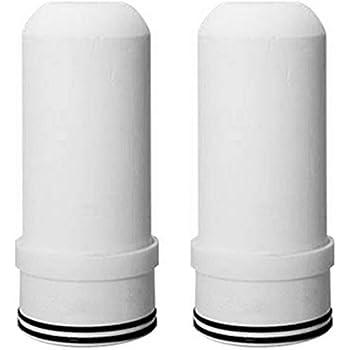 Spardar Filtro de Agua para Grifo Sistema de filtración de Agua, Material Ultra Absorbente, se Adapta a grifos estándar, fácil instalación, no Requiere Herramientas: Amazon.es: Hogar