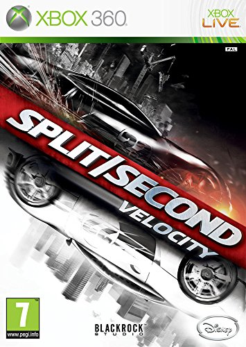 Split/Second: velocity [Xbox 360]