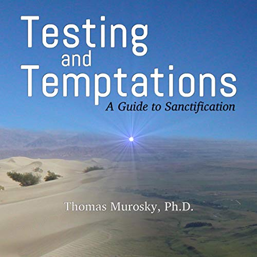 Testing and Temptations audiobook cover art