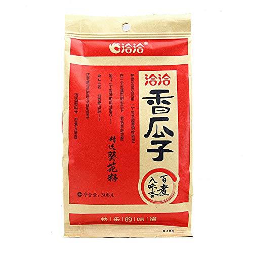 洽洽(五香)瓜子 食用ひまわりの種チャチャ 精選特級品 260g
