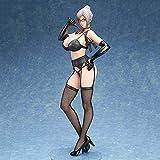MizzZee 1/4 Anime Sexy Grils Figurine Prison School Shiraki Meiko PVC Collection Model Figure 41cm