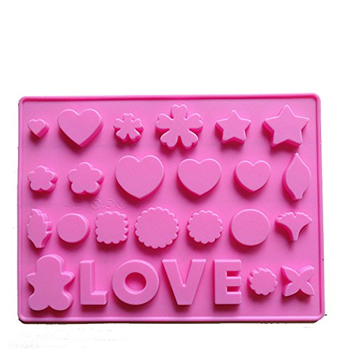 More RM Silicone Cake Baking Mold Cake Pan Muffin Cups Handmade Soap Moulds Biscuit Chocolate Ice