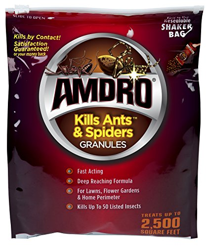 Amdro Kills Ants & Spiders Granules Shaker Bag 3lb