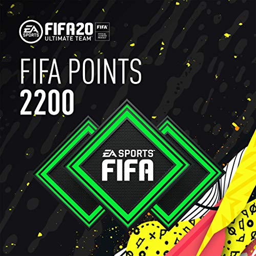 FIFA 20 Ultimate Team Points 2200 - [PS4 Digital Code]