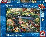 Schmidt 59636 Thomas Kinkade: Disney-Alice in Wonderland Rompecabezas (1000 Piezas)