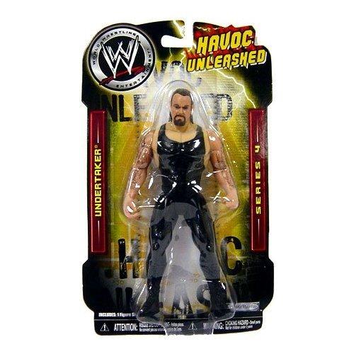 Jakks Pacific - WWE Havoc Unleashed série 4 assortiment figurines 15 cm (24)