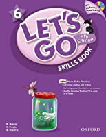Lets Go: 6: Skills Book